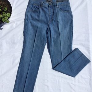 NYDJ light Blue Premium Straight leg Jeans